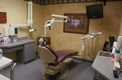One of Our Procedure Rooms